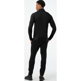 Smartwool Merino 150 Baselayer Sweat-shirt manches longues avec Fermeture éclair 1/4 Homme, black